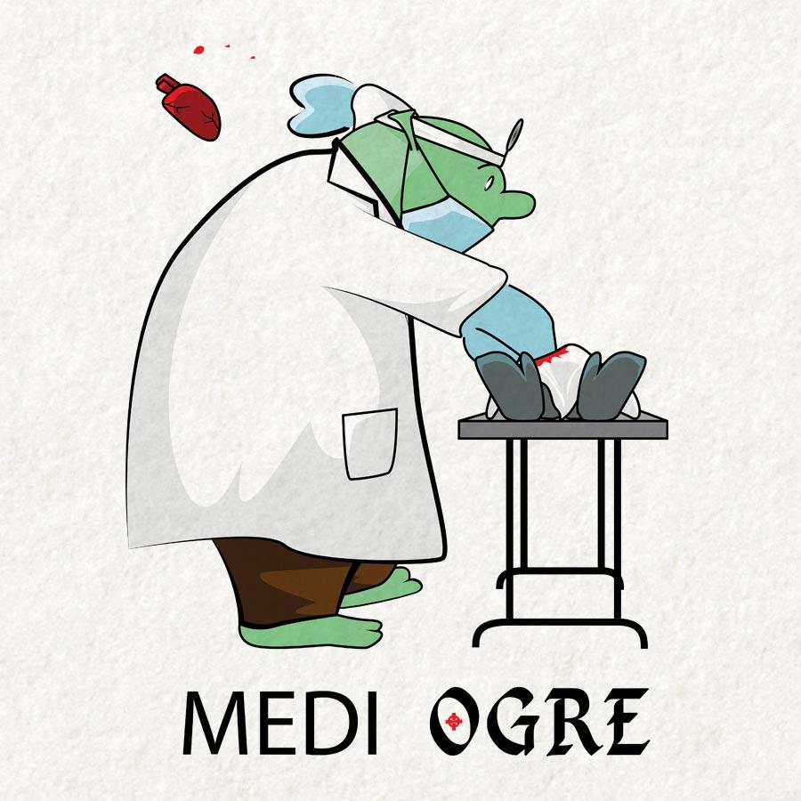 Medi Ogre